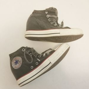 Converse Wedge Sneakers